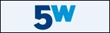 5W Public Relations Logo