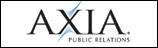AXIA Public Relations Firm Logo